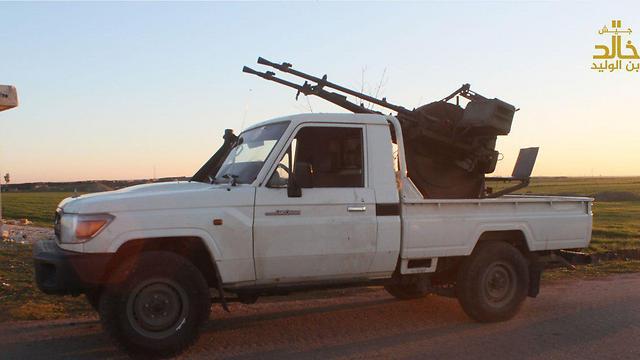 Машина боевиков